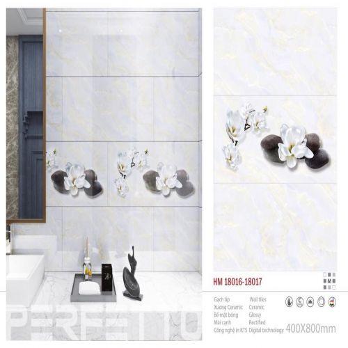 Gạch ốp 400 x 800 - H18016-H18017