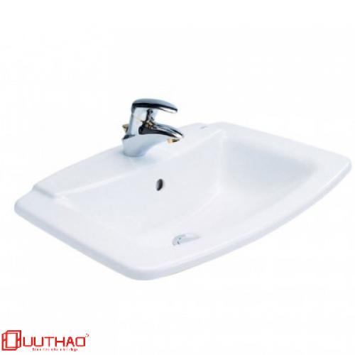 Chậu rửa âm bàn COTTO C0110