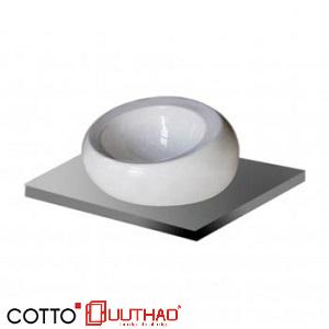 CHẬU RỬA COTTO ĐẶT BÀN C00167